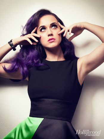 Katy Perry - Hollywood Reporter Magazine Pictorial [United States] (10 June 2012)