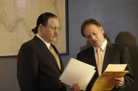 Justin Deas William Forsythe as Professor Uberoth and  as University President in iMurders.