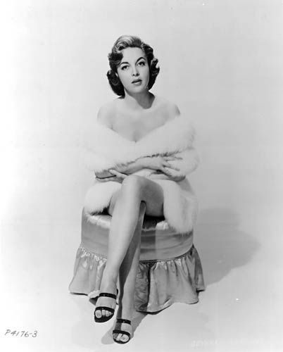Beverly Garland  always did have great legs!