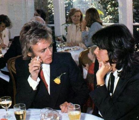 Roger Taylor  and Dominique Beyrand