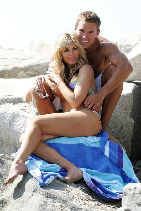 Andy Baldwin Marla Maples and