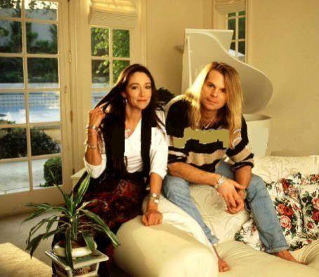 Olivia Hussey and Davi...
