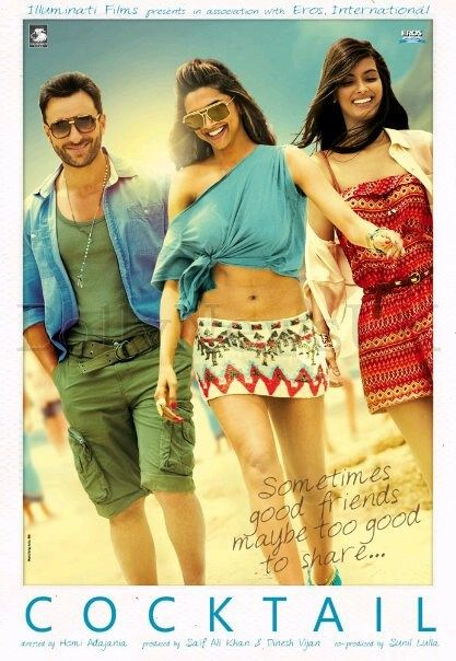 Diana Penty Cocktail 2012 Movie New posters and pictures