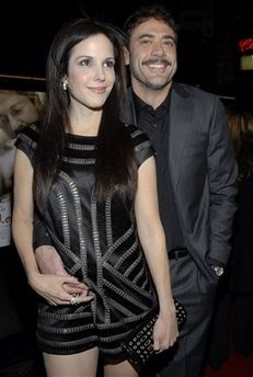 Mary-Louise Parker Jeffrey Dean Morgan and