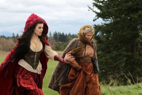 Meghan Ory Once Upon a Time (2011)