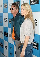 Robin Wright  Penn and Sean Penn