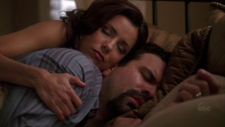 Desperate Housewives Ricardo Chavira and Eva Longoria