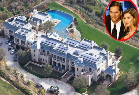 Tom Brady and Gisele Bundchen's Impressive $20 Million Home!