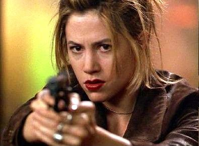 Mira Sorvino  in The Replacement Killers (1998)