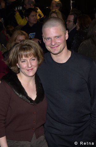 Robyn Peterman and Steve Zahn