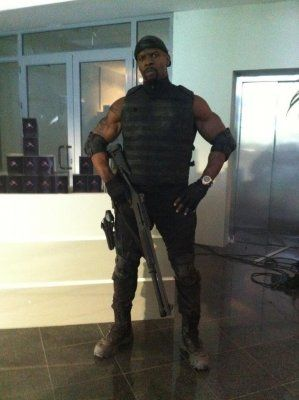 Terry Crews - The Expendables 2