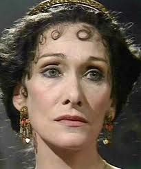 Siân Phillips Livia in I, Claudius