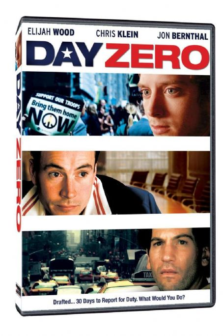 Jon Bernthal Day Zero Box Art