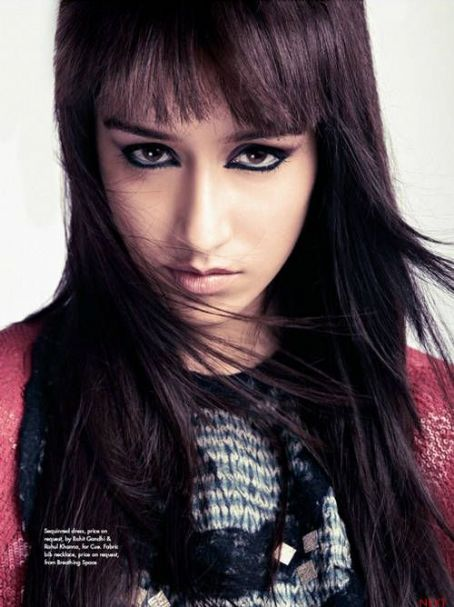 Shraddha Kapoor  - Elle Magazine Pictorial [India] (January 2011)