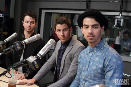 Kevin Jonas - The Jonas Brothers [April 2013]