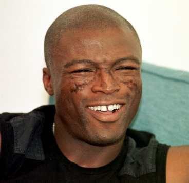 Seal My favorite singer