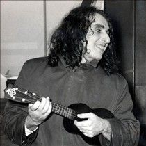 Tiny Tim  Playing the Ukelele