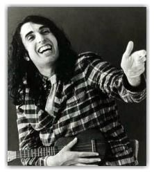 Tiny Tim  Black-n-White (handsome)