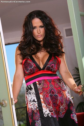Carmella Bing - pregnant Carmella