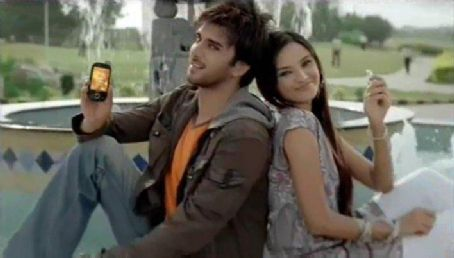 Pictures of Imran Abbas and Sadia Khan
