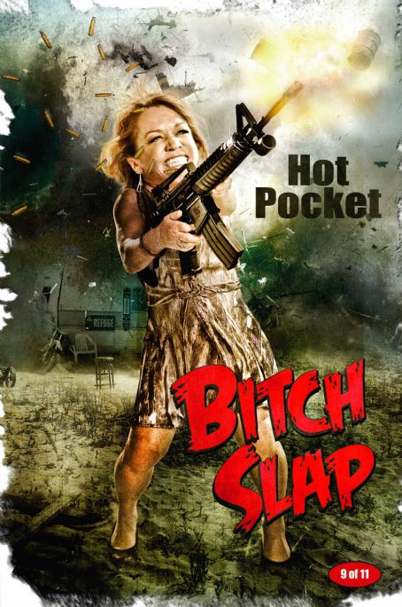 Debbie Lee Carrington Bitch Slap Poster