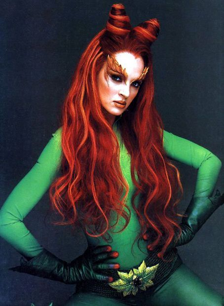 Batman & Robin Uma Thurman as Poison Ivy/Pamela Isley in Batman & Robin (1997)