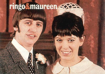 Maureen Starkey Ringo Starr and