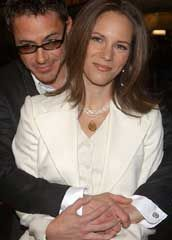 Robert Downey Jr.  and Susan Levin