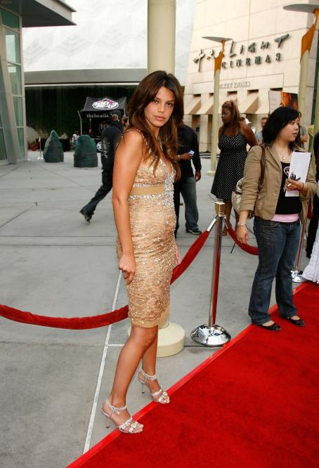 Vanessa Ferlito - Shadowboxer LA Premiere & After-Party