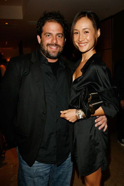 Maggie Q Brett Ratner and