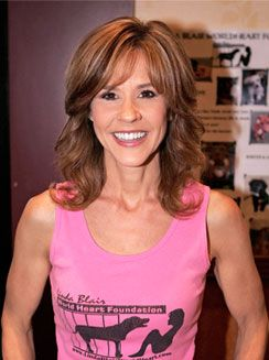 Linda Blair  Now