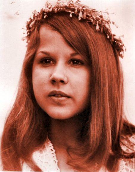 Linda Blair  (sepia)