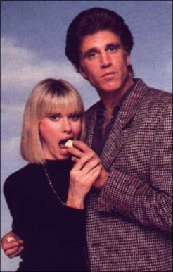 Ted Danson Olivia Newton-John and