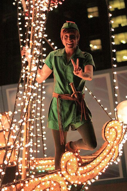 Peter Pan  - Disney World Theme Park
