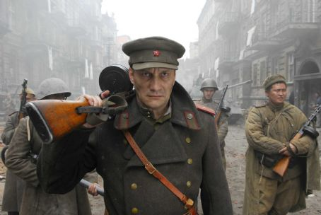 Evgeniy Sidikhin Yevgeni Sidikhin star as Major Andreij Rybkin in drama war 'A Woman in Berlin.'
