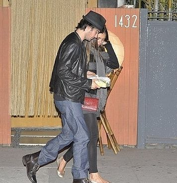 6TH June - Nina Dobrev Has Dinner With Ian Somerhalder At Shima Restaurant In New York City