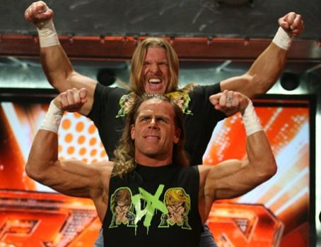 Shawn Michaels D GENARATION X