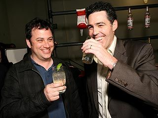 Adam Carolla Jimmy Kimmel,