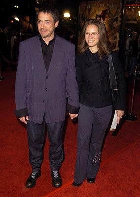 Robert Downey Jr. Robert Downey, Jr. and Susan Levin