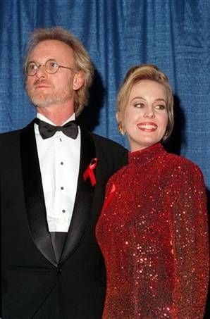General Hospital Genie Francis and Anthony Geary