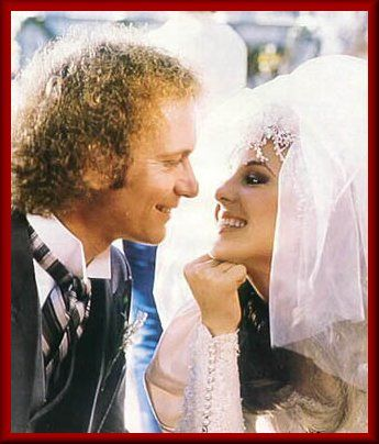 Anthony Geary Genie Francis and