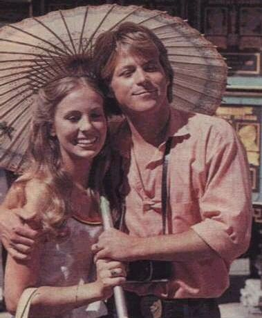 Genie Francis and Kin Shriner
