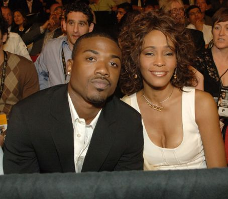 Ray J Ray-J and Whitney Houston