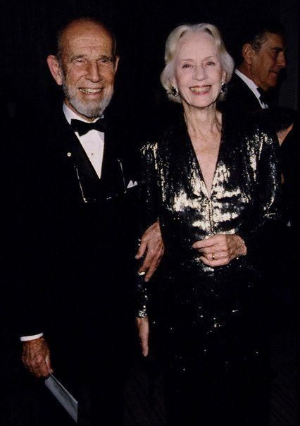 Hume Cronyn and Jessica Tandy