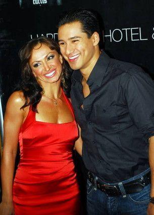 Karina Smirnoff Mario Lopez and