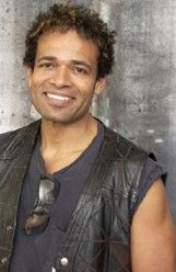 Mario Van Peebles  and Kini Van peebles