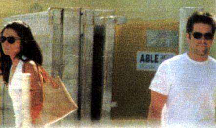 Murilo Benício Murilo Benicio and Giovanna Antonelli