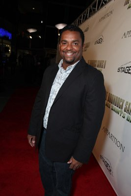 Alfonso Ribeiro Los Angeles Premiere Of