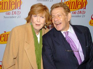 Jerry Stiller Anne Meara and