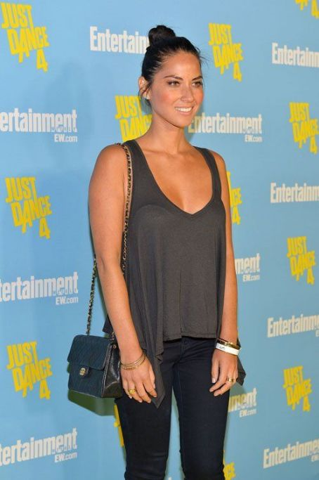Olivia Munn - Entertainment Weekly's 6th Annual Comic-Con Celebration (July 14)